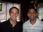 Kyle Brandt and Rahul Sharma