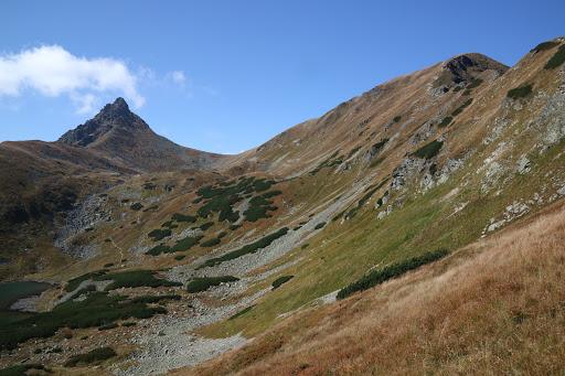 Ostrý Roháč a Volovec