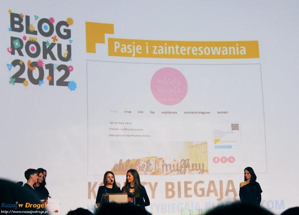 gala blog roku onet 2012 - kobiety biegają blog