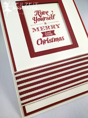 Stampin' Up! - In{k}spire_me #220, Merry little Christmas, Weihnachten, Christmas, Sketch Challenge