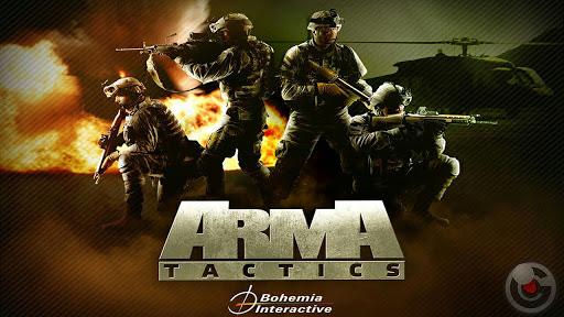 Arma Tactics APK MOD DINHEIRO INFINITO OBB Data