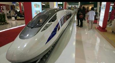 Proyek Kereta Api Cepat Jakarta -Bandung,Ini kondisi Teranyarnya