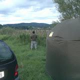 Novovesský rybník - 3-5.08.2012 - JaMi a Mech