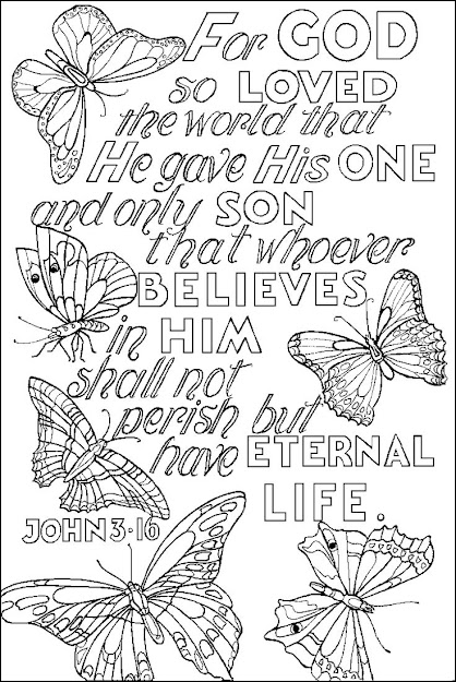 Christian Coloring Pages Free  Printable Coloring Pages