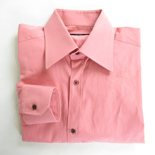 Gucci Pink Oxford Shirt