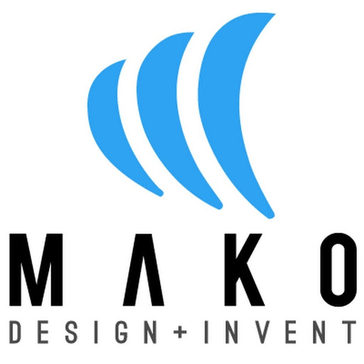 Mako Design + Invent logo