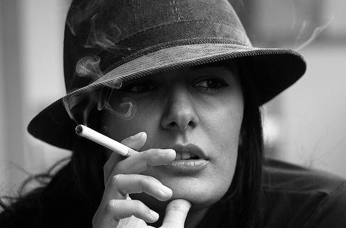 Menopauzė nuo rūkymo