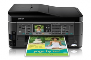 Drivers & Downloads Epson WorkForce 545 printer for All Windows