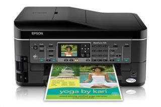 download Epson WorkForce 545 printer driver