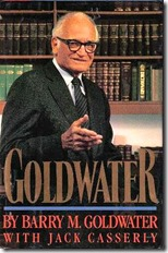 Barry Goldwater autobiography 1988
