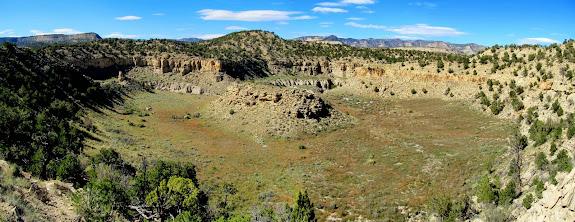 Abandoned meander