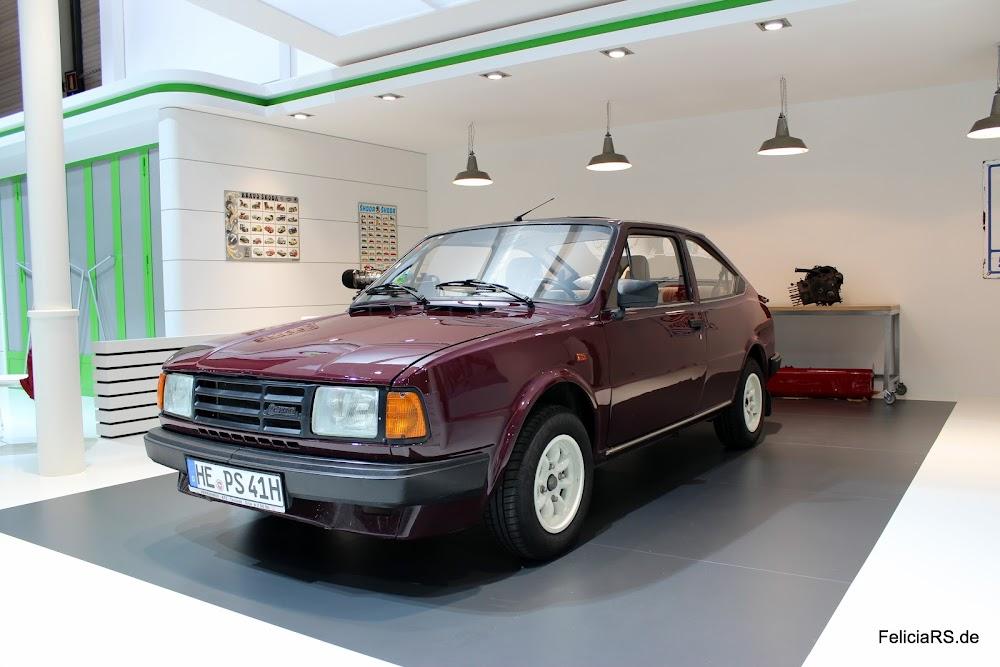 Škoda Rapid Coupe