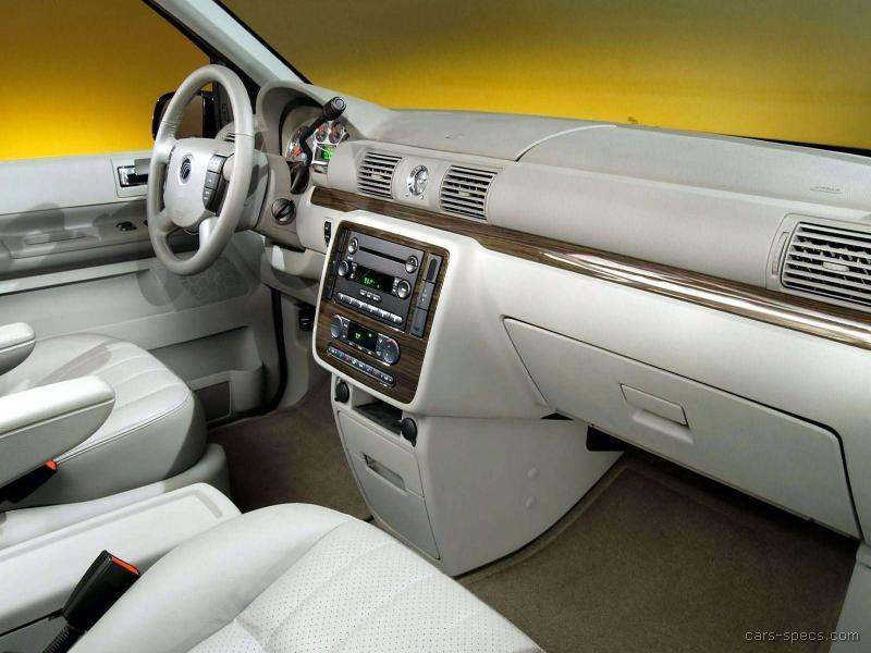 2004 Mercury Monterey Advance Trac 00017 Jpg