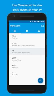 Stock Cast - náhled