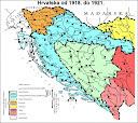 Hrvatska 1918.