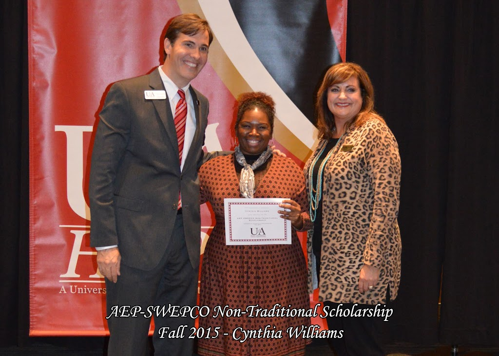 Scholarship Ceremony Fall 2015 - AEP%2B-%2BCynthia%2BWilliams.jpg