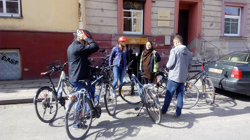 Velo-city Vilnius 2017 VILNIUS BIKE TOURS AND RENTAL - IMG_20170412_111404.jpg