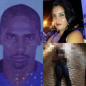 Itaituba/PA: Policia procura assassino de Keílleane da Silva