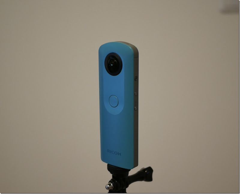 Ricoh Theta 360 SC camera mini review