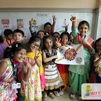 Rakshabandhan Celebration (Pre-Primary) 4-8-2017