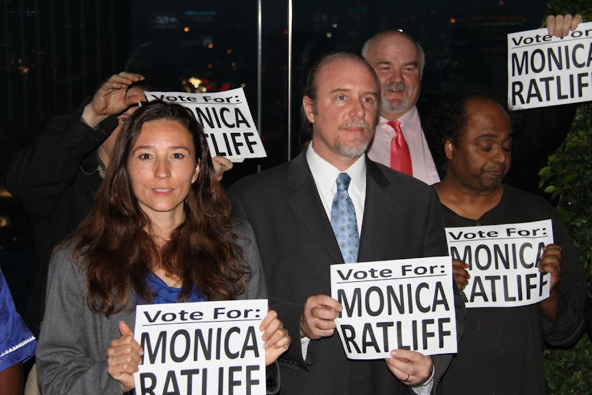Monica Ratliff for LAUSD Board of Education