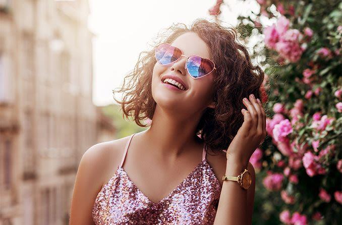 Sunglass Glamour