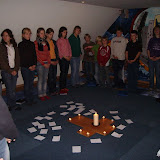 Messdienerwochenende in Holsten-Mündrup vom 16-18.11.2007