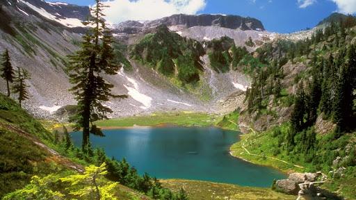 Alpine Jewel, Bagley Lake, Mount Baker Wilderness, Washington.jpg