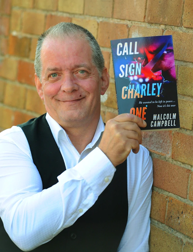 Ex-soldier turned security guard from Staffordshire tells his story through book
