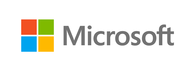The Microsoft logo. On 1 June 2017, Microsoft strongly endorsed the Paris climate agreement, in spite of Trump's announcement to withdraw the U.S. Graphic: Microsoft
