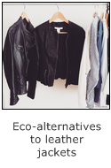 eco alternatives to leather jackets