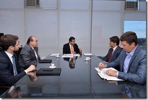 Reunião Ministerio dos Transportes