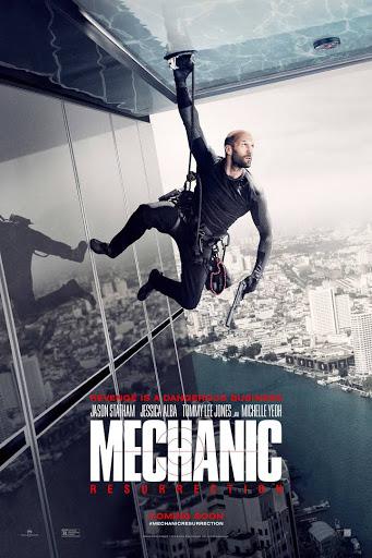Mechanic- Resurrection - Sát Thủ Thợ Máy- Sự Tái Xuất
