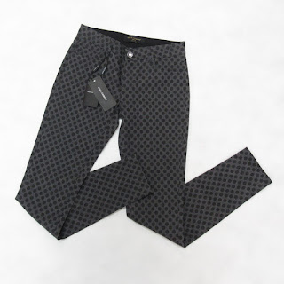 Dolce & Gabbana NEW Grey Polka Dot Jeans