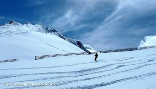 P1200766 - Nevando el sábado, paraiso el domingo.
