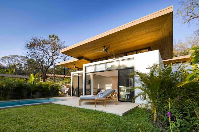 Khách sạn Nalu mẫu thiết kế nhà vườn thu hút khách du lịch