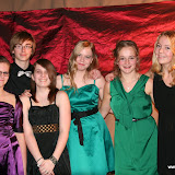 Kerstgala Zuyderzee college Emmeloord