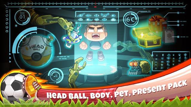 تحميل لعبة Head Soccer مهكرة آخر اصدار APK + OBB