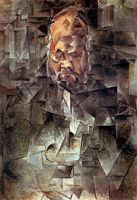 Cubismo analítico, de Pablo Picasso