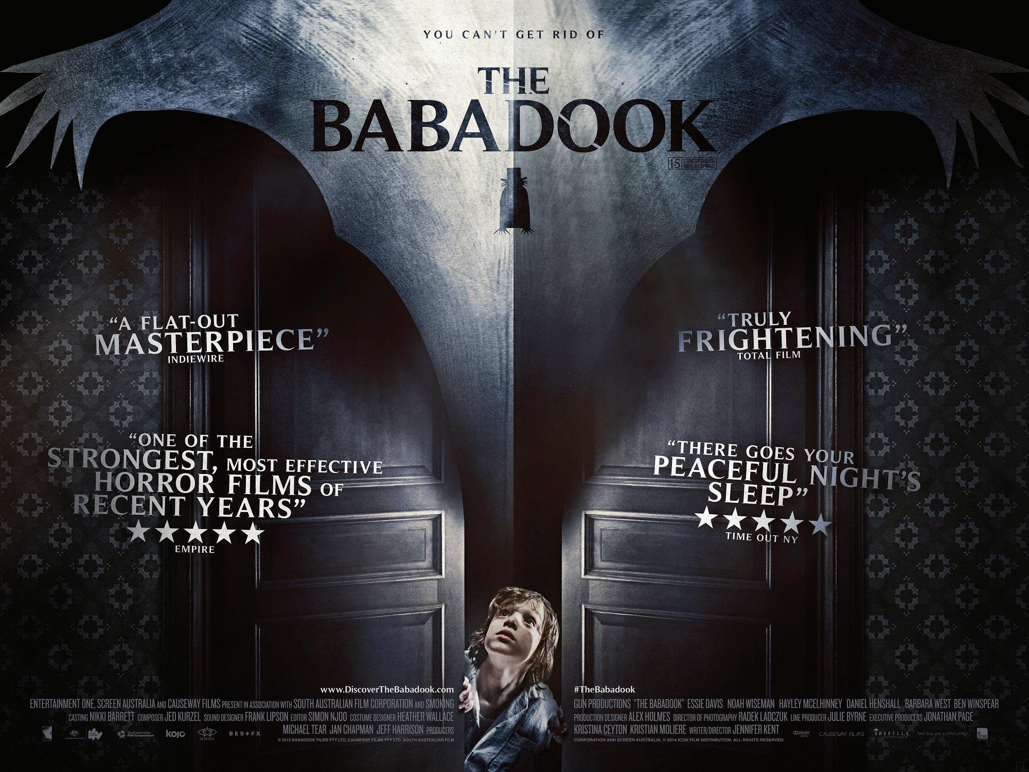 Οι Σελίδες του Τρόμου (The Babadook) Wallpaper