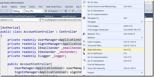 peek-definition-csharp-code-visual-studio-2015