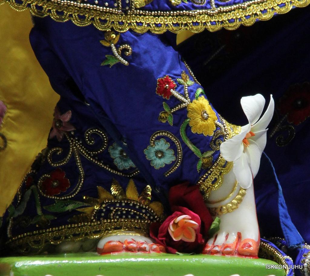 ISKCON Juhu Sringar Deity Darshan on 2nd Oct 2016 (24)