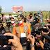Kepala BNPB Doni Monardo Hijaukan Pantai Cemara Sewu Adipala