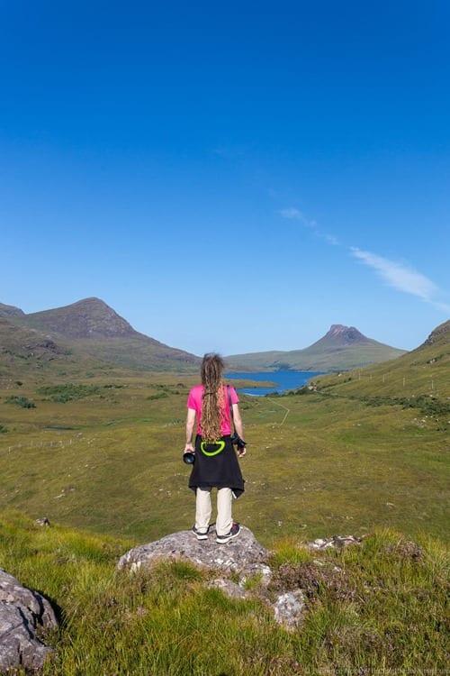 Loch Scotland views