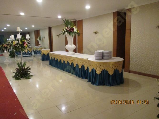 Katering Pernikahan Gedung Heartline