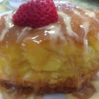 Creme Brulee French Toast Casserole.