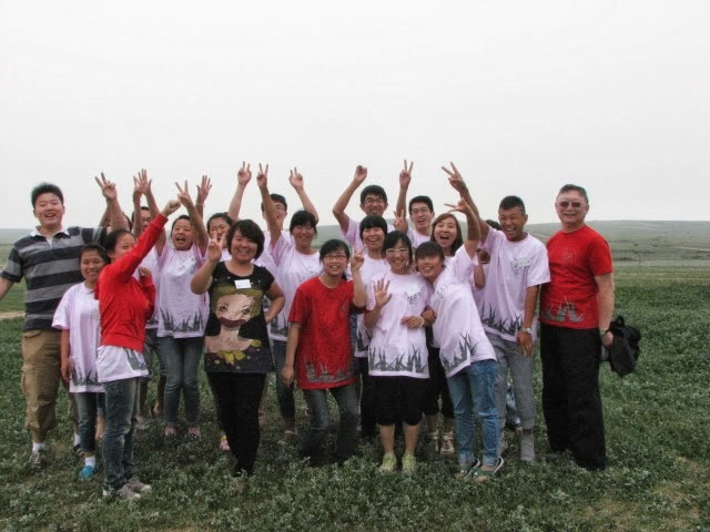 Inner Mongolia missions. 2012-07 内蒙古宣教