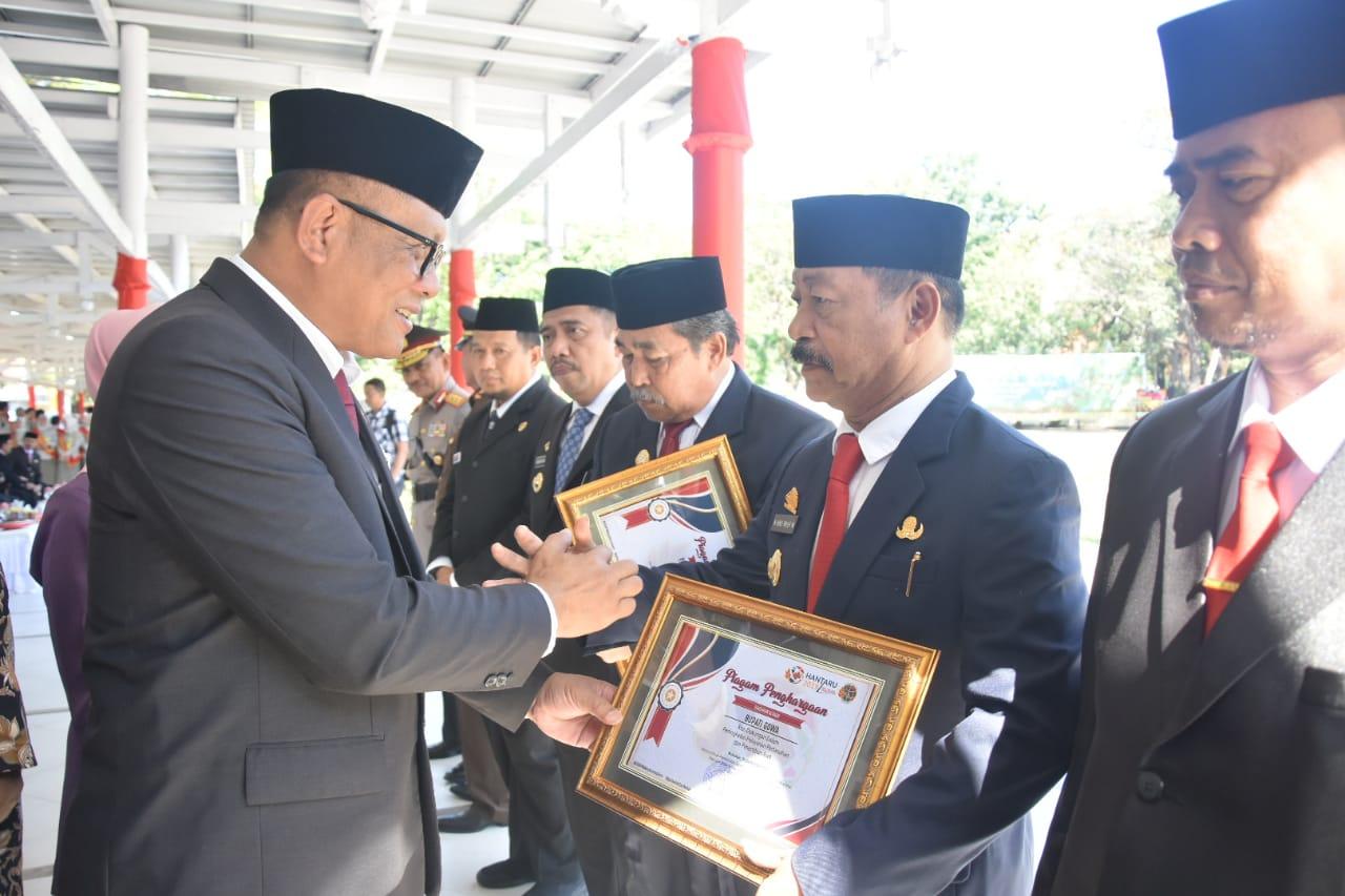 Pemerintah Kabupaten Gowa Terima Penghargaan dari Kementerian ATR/BPN