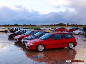 EF Civic Pack