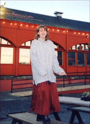 A picture of me before M.E. (Myalgic Encephalomyelitis)